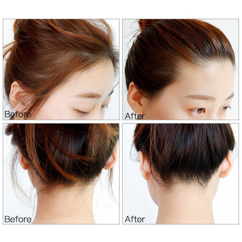 Untidy acabamento de cabelo líquido creme rápido corrigir gel de cabelo estilo fluido não-gorduroso pequeno cabelo quebrado estilo gel cera tslm2