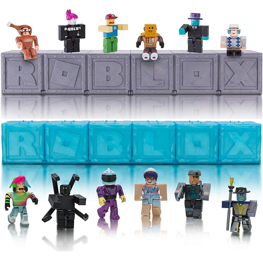 ROBLOX Action Figures 7cm PVC Suite Dolls Toys Anime Model Figurines For Boys Girls Collection Christmas Gifts For Kids 4,6,8pcs
