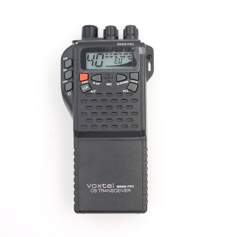 CB-270 CB Radio 27MHz Walkie Talkie LCD Display 40 Channels Portable  Radio CB CB270 Walkie Talkie 26.565-27.99125MHz