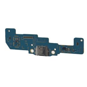 Image 5 - 1Pcs USB Lade Dock Port Flex Kabel für Samsung Galaxy Tab EINE T590/T595