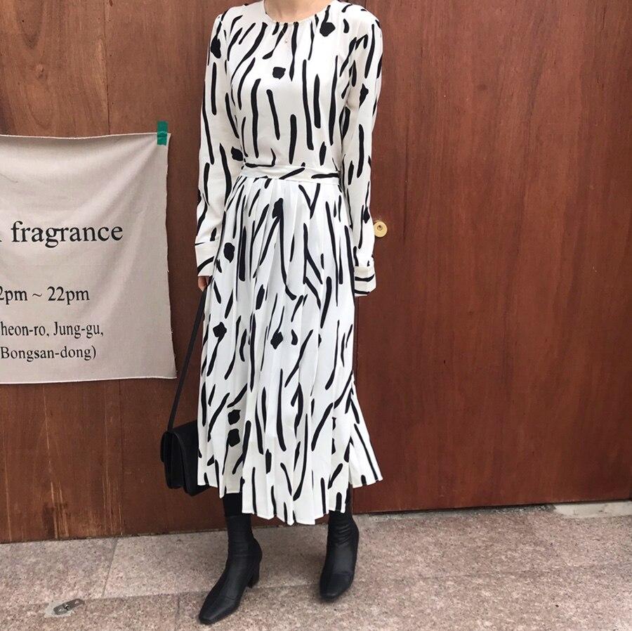 Vintage Style 2020 New Spring Summer Printing  Dress  Midi Dress   Elegant Party Vestidos
