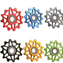 Pulley Bicycle-Accessories Mountain-Bike Replaceable Derailleur Ceramics Professional
