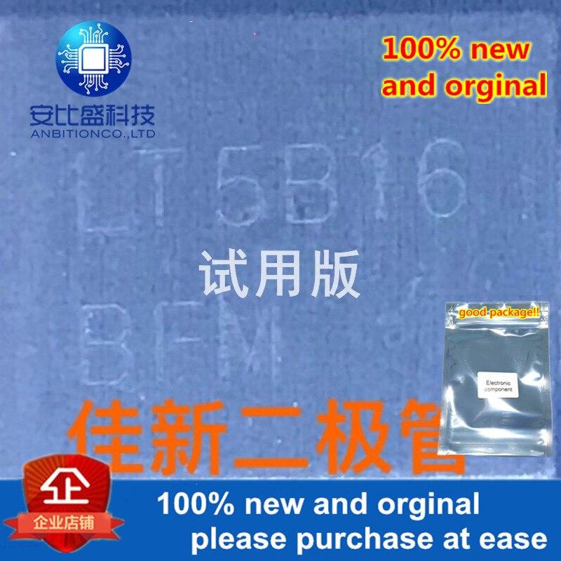 20pcs 100% New And Orginal SMCJ33CA-F 33V Two-way TVS Protection Tube DO214AB Silk-screen BFM