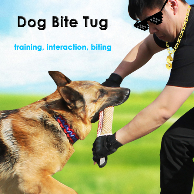 Dog Bite Training Tug Sleeve 2