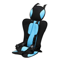 6Months - 6 Years Old Portable baby care safety seat Five-Point Harness 9-40kg  Cheap Kids Car Seats