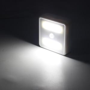 Image 1 - WAKYME LED Motion Sensor Night Light Cabinet Light Cupboard Wardrobe Bedroom Lamp UV Sterilizer Disinfection Lights UVC Lamp