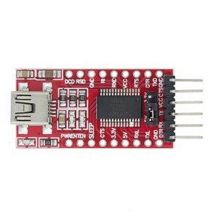 Image 1 - 10 Chiếc FT232RL FT232 USB TO TTL 5V 3.3V Tải Cáp Serial Adapter Mô Đun Cho USB 232