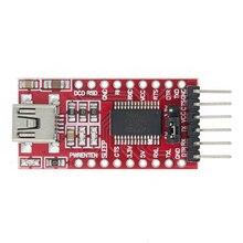 10pcs FT232RL FT232 USB כדי TTL 5V 3.3V בכבל הורדה סידורי מתאם מודול עבור USB כדי 232