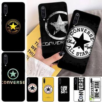 Famous Street Brand CV Phone Case Coque Fundas Etui For Xiaomi Note Max Mi 3 7 8 9se Redmi 7 7a 8 8t 10 Pro Lite Cases Cover image