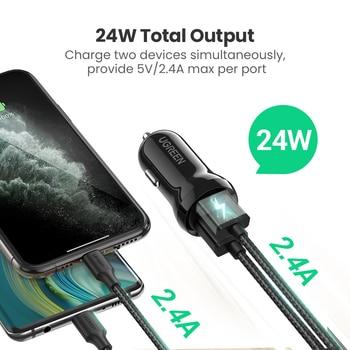 Ugreen – Autolaturi Quick Charge 3.0