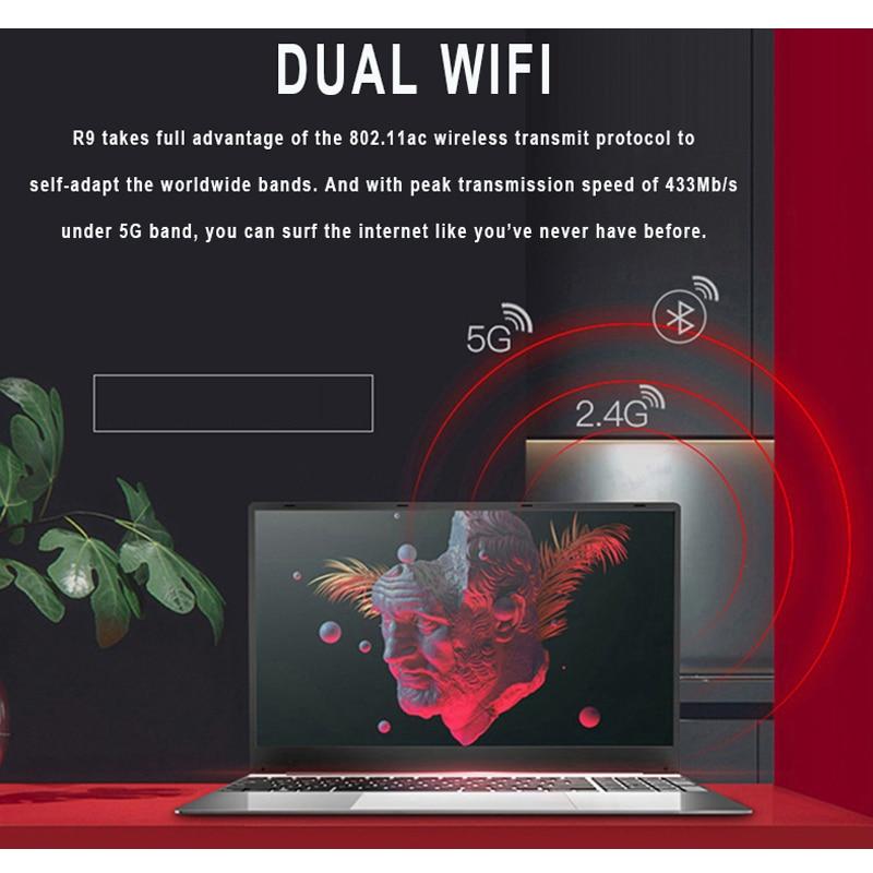 15.6 inch 8G 12G 16G RAM 1TB/512G/256G/128G SSD ROM With Backlit Keyboard 1920*1080 IPS Screen windows 10 Laptop-2