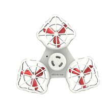 RC Helicopter Spinning Rechargeable Toy Rotary Automatic Pressure Relief Low Speed Fly Gyro Flying Spinning Toy For Adults Kids hot pressure relief toys mini fidget spinner rechargeable automatic rotating flying gyro flying spinner for adults and child