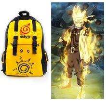 Рюкзак для косплея с рисунком из аниме «Наруто»