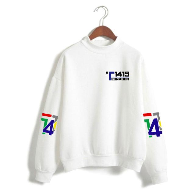 T1419 TEAM THEMED SWEATSHIRT (15 VARIAN)