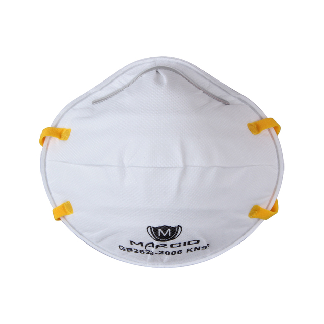 FDBRO Adjustable KN95 Cup Mask Anti Flu Face Mask PM2.5 dust-proof Outdoor Breathable Facial Nonwoven Mask 3