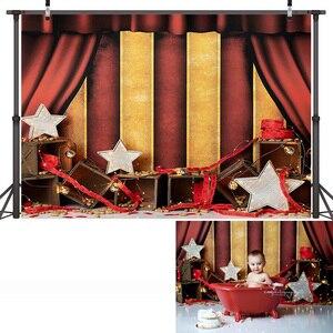 Image 2 - خلفية تصوير للأطفال حديثي الولادة ، خلفية لحفلة عيد الميلاد الأول ، استوديو الصور ، للأطفال والكبار
