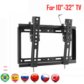 "PTB-6022HT VESA, 200x200, para soporte de montaje en pared de tv de PLASMA LED LCD ajustable inclinable de 10 ""-32"""
