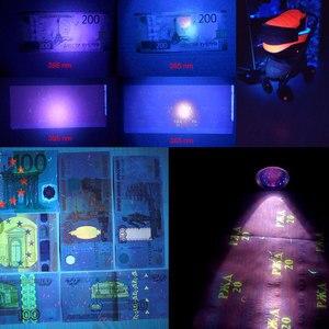 Image 4 - Sofirn 새로운 SF32UV 18650 손전등 UV 토치 라이트 Nichia 365nm 최고의 UV 램프 지폐 확인 형광 에이전트 감지