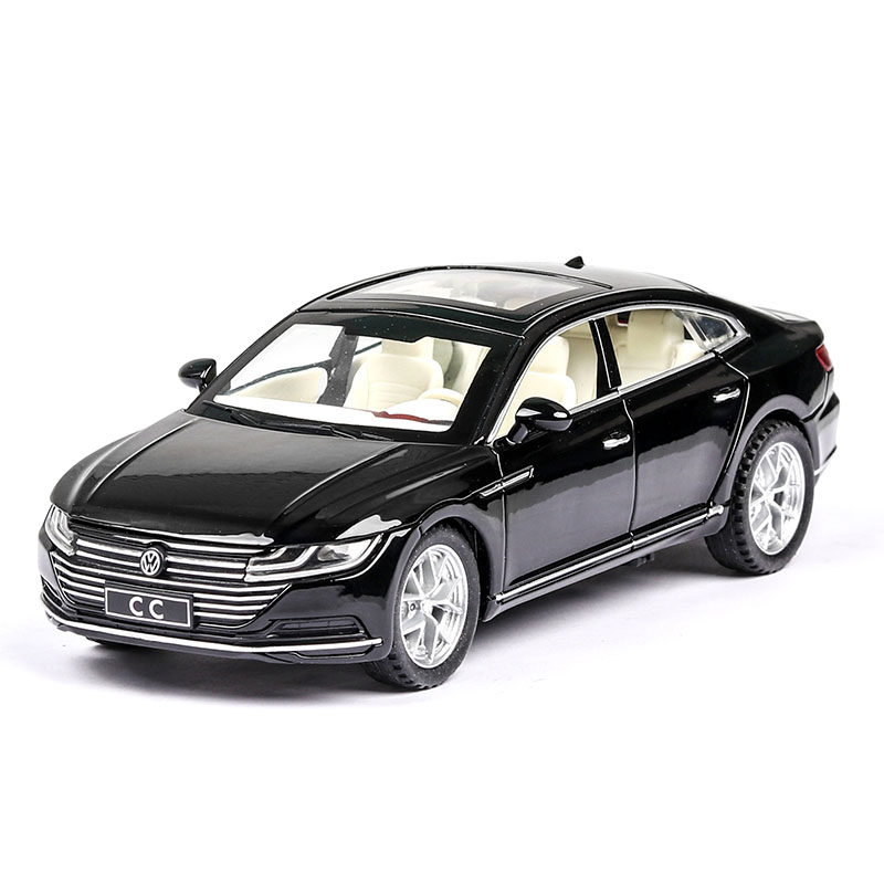 Diecast <font><b>Model</b></font> <font><b>Car</b></font> CC 1:32 Metal Alloy High Simulation <font><b>Cars</b></font> Lights Boys Toys Vehicles Gifts For Kids Children image