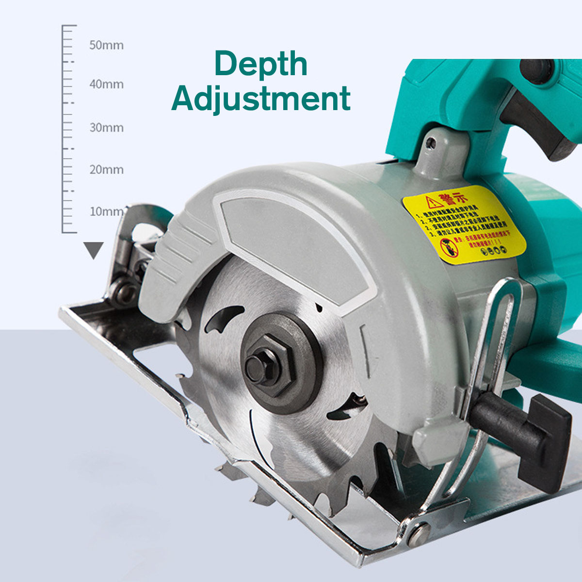 For 1500W Handle Makita Tools Power Passage Circular Battery Saw Multifunction Cutting Electric 18V Machine Dust