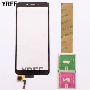 Touch-Screen-Panel Glue-Wipes Sensor Front-Glass Redmi Xiaomi Lens Digitizer for 6A 3M