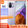 Global ROM Xiaomi Mi 11 Pro 5G NFC 128GB/256GB Snapdragon 888 50MP Camera 120HZ AMOLED Curved Screen 67W Fast Charge Smartphone