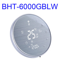WiFi Smart LCD Touch Screen Thermostat For Water/Electric/Gas Boiler Heating Room Temperature