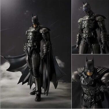 16cm DC Justice League Batman Figure Anime Action Figure PVC New Collection Figures Toys