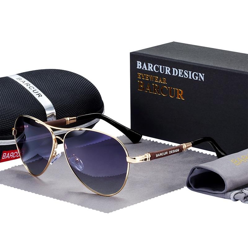 H36d49b6982bd4a78aafb5779c1becba0o BARCUR TR90 Sunglasses Polarized Men's Sun glasses Women Pilot UV400 Mirror Oculos de sol
