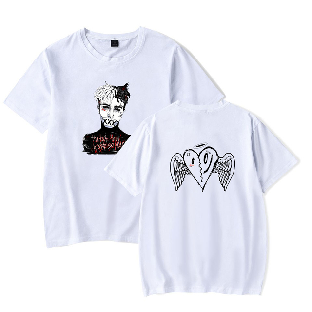 XXXTENTACION THEMED T-SHIRT (30 VARIAN)