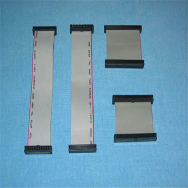 6483 MAO Lindacaxiou35 1999 IDE Extension Data Ribbon Cable Line Dual Device High Quality