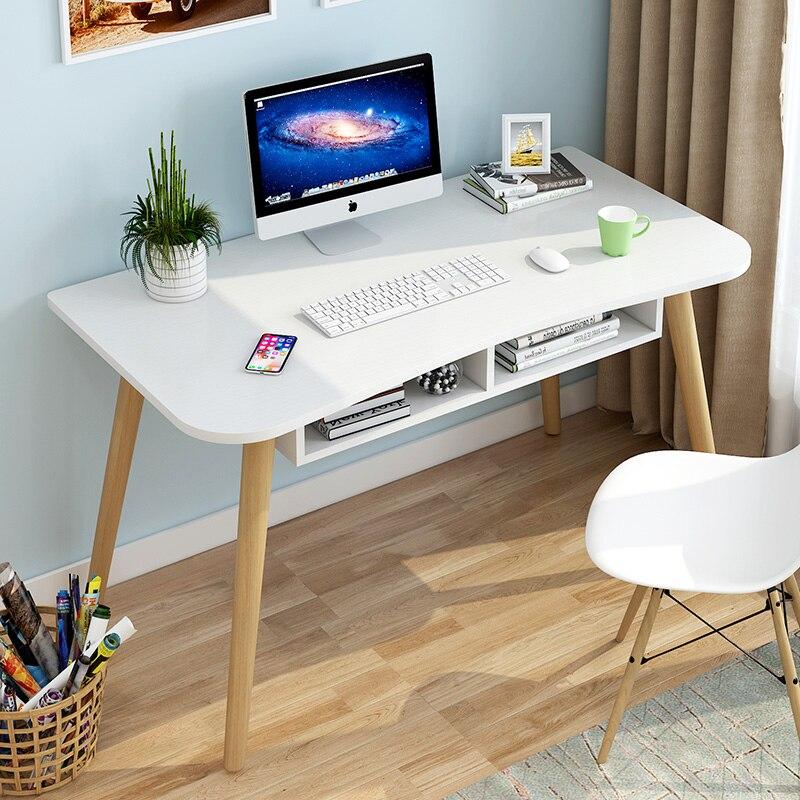 Ordinateur de bureau bureau bureau petit ménage contracté la chambre moderne bureau table étudiants ikea secrétaire
