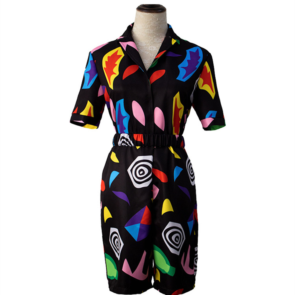 Stranger Things 3 Eleven Jumpsuits Rompers Uniform Cosplay Costume Girl Woman Eleven Dress Cosplay Halloween Party Costumes