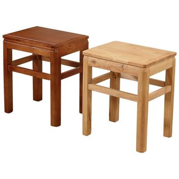 Stool home fashion creative small bench chair adult low stool lazy solid wood square stool modern dining table stool