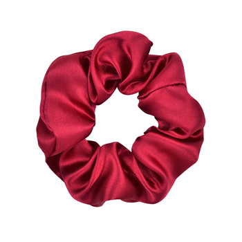 3.9 inch Women Silk Scrunchie Elastic Handmade Multicolor  Hair Band Ponytail Holder Headband Hair Accessories 37