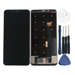 """Image 4 - מקורי 6.01 """"עבור ZTE נוביה V18 NX612J Axisinternational LCD תצוגת מסך + מגע Digitizer לוח עבור נוביה V18 NX612J מסך"""