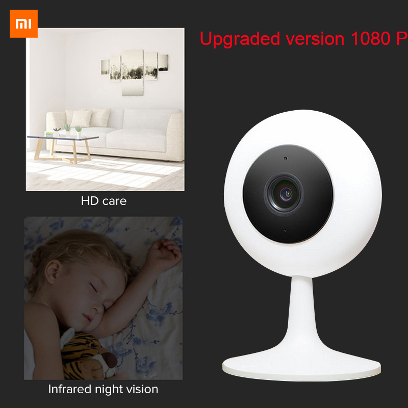 Xiaomi Mijia Xiaobai Smart Camera Popular Version 1080P HD Wireless Wifi Infrared Night Vision 100.4 Degree IP Home Cam CCTV