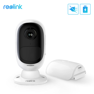 Image 1 - Reolink Argus 2 Full HD 1080P Outdoor Indoor Security IP Camera Rechargeable Battery Powered Starlight Sensor WiFi Camera