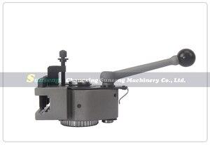 Image 4 - מחרטה פוסט כלי סט שינוי מהיר WM210V & WM180V & 0618 12x12mm כלי לנוח נדנדה מעל מיטת 120 220mm