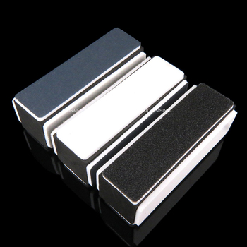 1pcs Nail Block Buffers File Pedicure Sanding Sponge Nail Art Care Tools Polishing Nails Grinding Strips Colorful Manicure 1