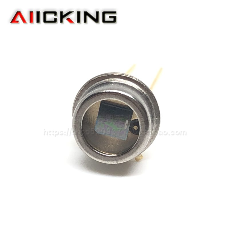 1/PCS S1336-18BK All-new Silicon Photodiode TO-18 Wavelength 960nm Uv TO Near Infrared