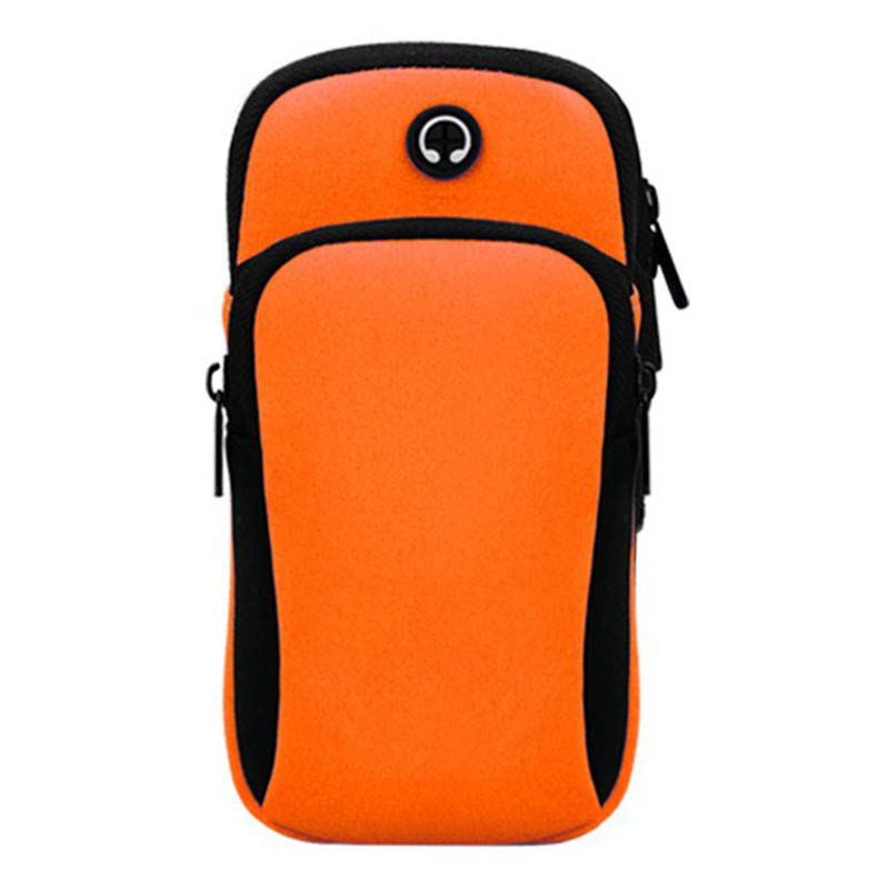 Portable Wrist Arm Band Bag Outdoor Sports Pouch Mobile Cell Phone Holder Wallet