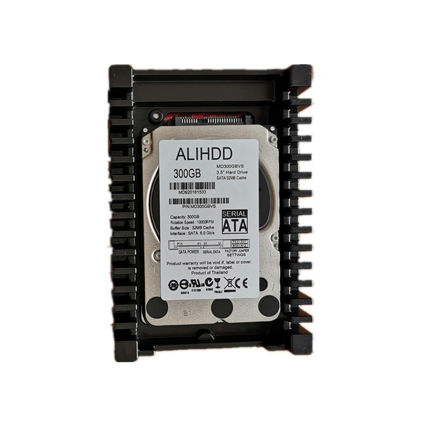 VelociRaptor 300GB 3.5 pouces SATA 32M 6.0 Gb/s 10000RMP serveur HDD garantie pour 1yera