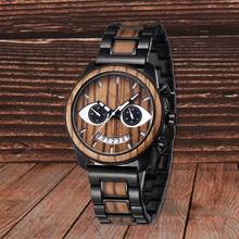 Shifenmei Watch Men Wooden Watches Fashion Luxury Bracelet O