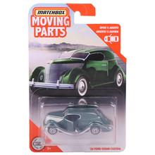 2020 Matchbox 1:64 Car 36 FORD SEDAN CUSTOM Collective Edition Metal Diecast Car Alloy Model Car Kids Toys Gift