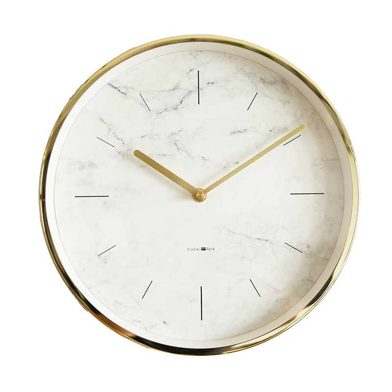 Silent Minimalist Wall Clock Art Design Creative Quartz Wall Clock Circular Relojes De Pared Stylish Home Decor Hot 2019 SS60WC