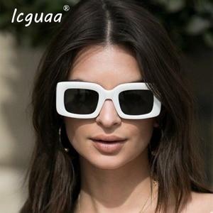Square Sunglasses Style Women