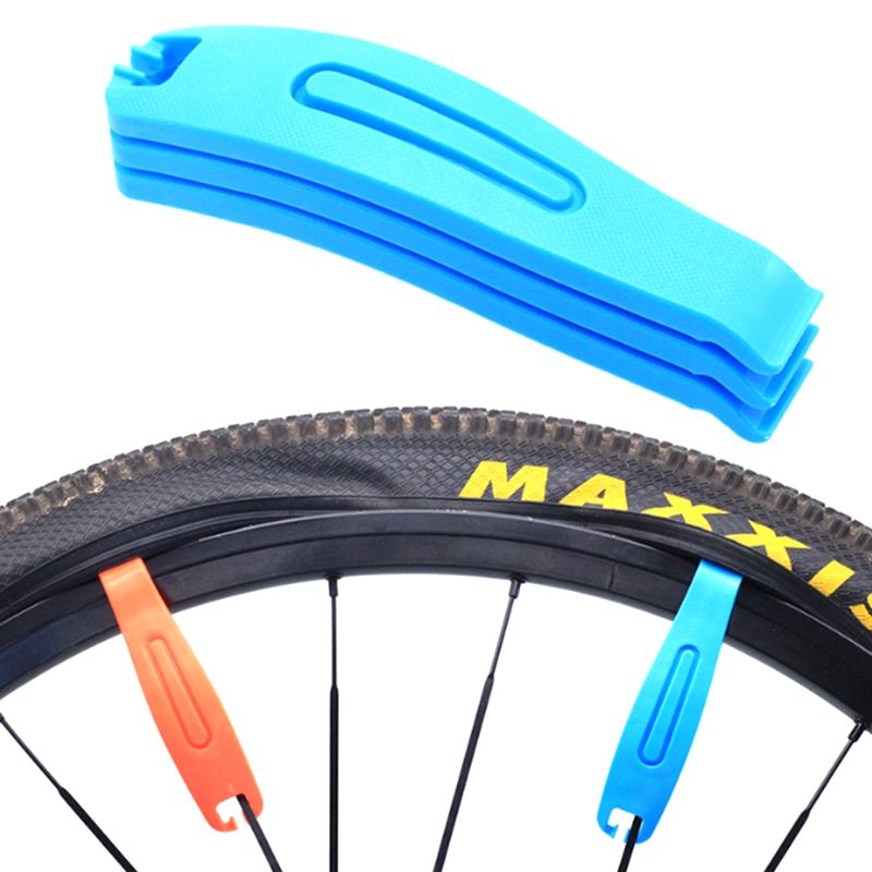 Bicycle Tire Lever Unloading Wrench Cycling Repair Tool Spoon for Install Wire