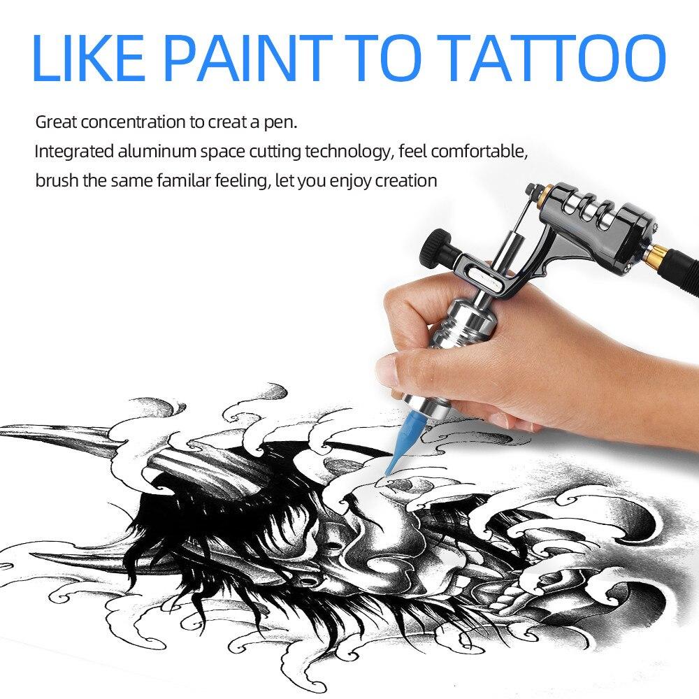 1Pcs 4 Colors Rotary Tattoo Machine Gun Motor For Shader Liner Rotary Tattoo Machine Parts Tattoo Gun Motor Tattoo Supplies