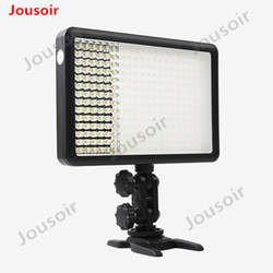 Godox LED 308Y Continuous On Camera Video Light Lighting Panel Light 3300K Portable Dimmable  CD50 T07 RR1